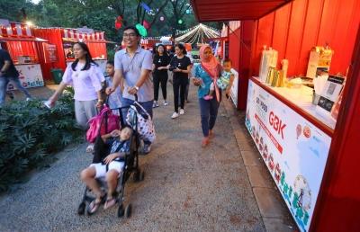 Gak Dikasih Kendor : Kontribusi GO-FOOD Festival Hingga Mitra Kemudi Bagi UMKM Nasional