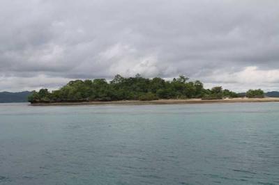 Hilangnya Pesona Keindahan Pulau Munante