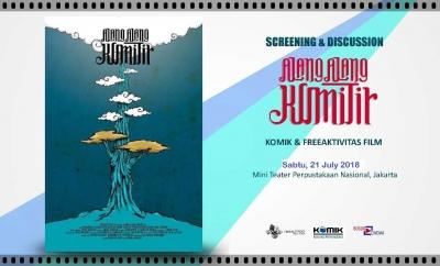 """Saatnya Nobar dan Diskusi Film Indie """"Alang Alang Kumitir"""" bersama KOMiK"""