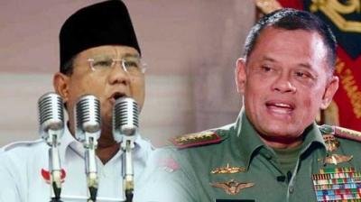 Duet Prabowo-Gatot di Pilpres 2019 akan Menemui Jalan Buntu