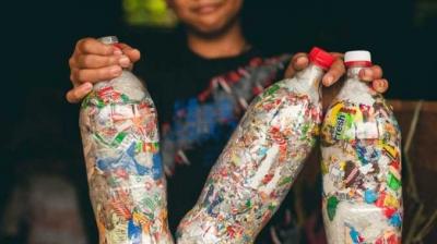 Ecobricks, Solusi Sederhana yang Mampu Selamatkan Dunia