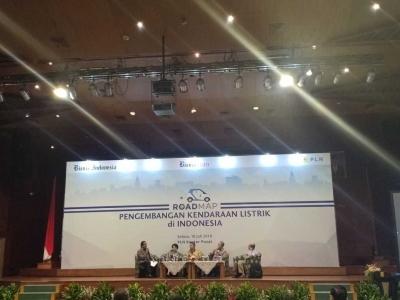 Gebrakan Kendaraan Listrik Indonesia, Efektif atau Cuap Belaka?