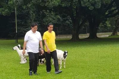 Airlangga Ketemu SBY dan Mungkinkah Golkar Tinggalkan Jokowi?