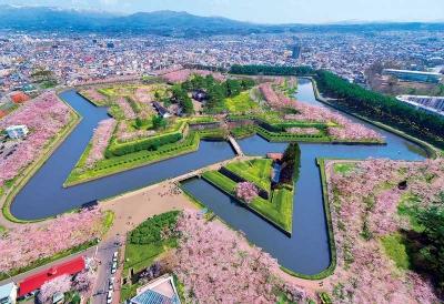 Catatan dari Jepang, Dari Goryokaku Tower hingga Pesta Ramen