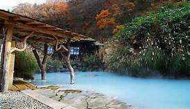 Catatan dari Jepang, Mengenal Budaya Berendam
