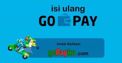 Promo Murah Go-Pay dengan Aplikasi Gopayku