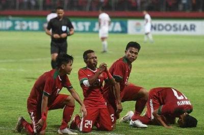 Kemenangan Garuda Muda vs Thailand dan Pemimpin Muda 2019