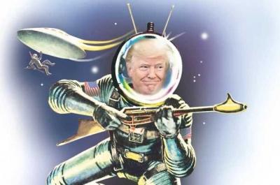 Trump Membuat Kejutan Dunia Akan Membentuk