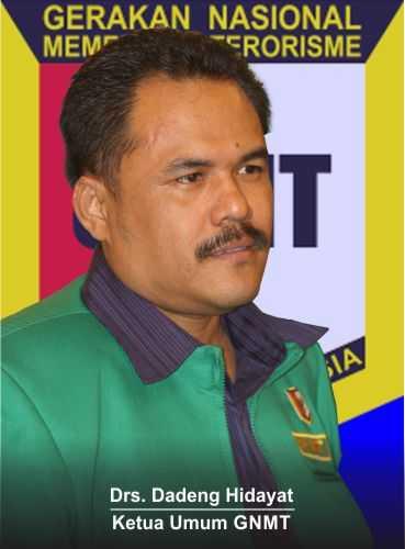 Drs Dadeng Hidayat, Bentuk-bentuk Terorisme