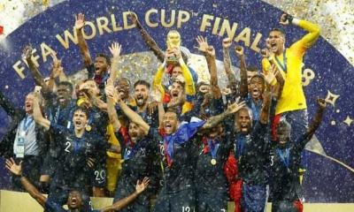 Perancis Juara, Mbappe dan Kroasia Pahlawannya