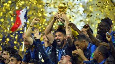 Perancis Juara Dunia, Kroasia Tetap Bangga