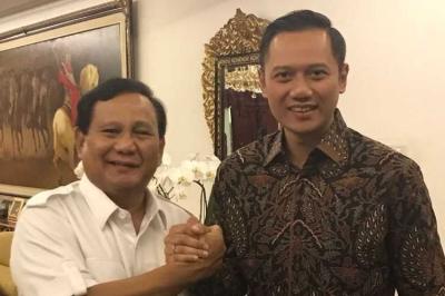 Kalau Tak Prabowo-AHY, Sulit Ganti Presiden 2019