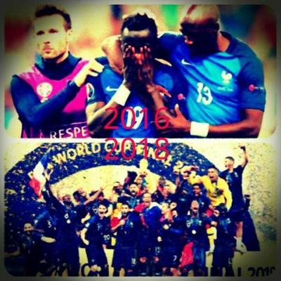 Sabar adalah Prestasi untuk Prancis di Piala Dunia 2018