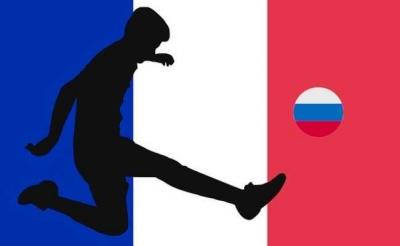 Prancis Juara karena Hokinya Kroasia Sudah Habis?