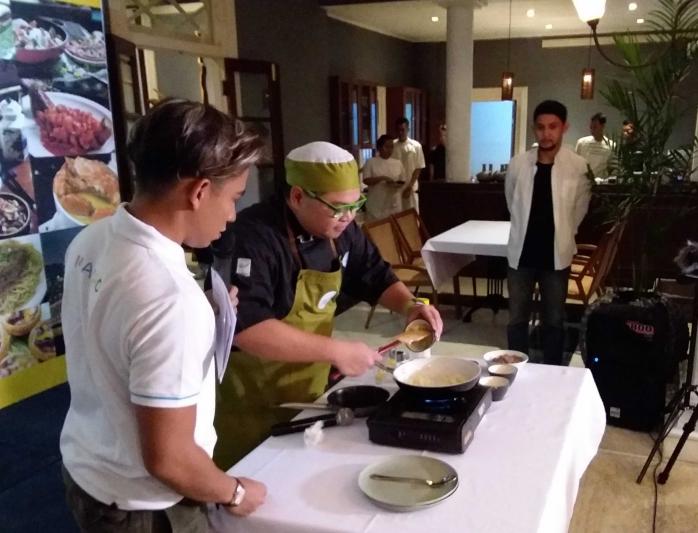 Indonesia Bisa Contoh Macao Sebagai Pusat Gastronomi