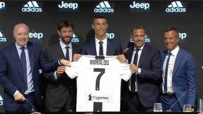 Sisi Lain Transfer CR7 ke Juventus