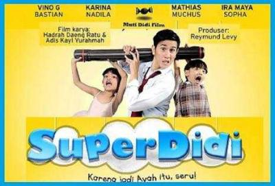 Resensi Film Super Didi (2016)