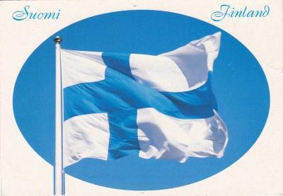 Bicara Bendera Finlandia, Negeri Seribu Danau Penuh Salju
