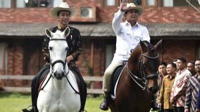 Nama-nama di Antara Kantong Jokowi dan Prabowo