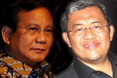 Prabowo-Aher akan Saling Mengisi sebagai Tokoh Nasionalis-Religius di Pilpres