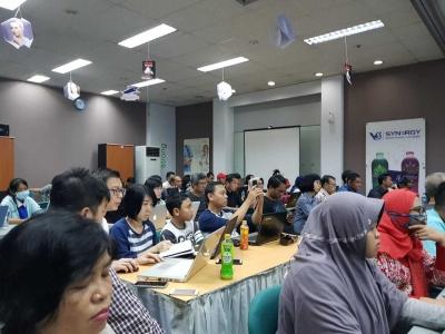 Pembicara SEO di Bogor Membahas Jenis Konten yang Efektif untuk