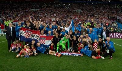 Sportif adalah Kroasia 2018
