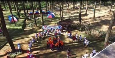 Dari Jakarta ke Cikole Lembang Naik Angkutan Umum