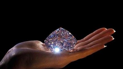 Ilmuan Amerika Temukan Quadrillion Ton Berlian
