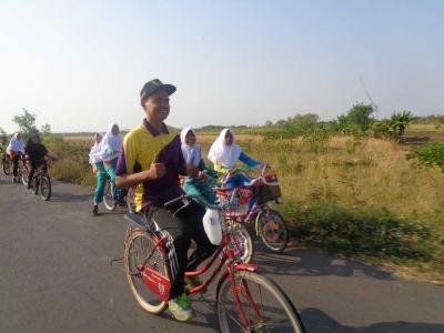 Bersepeda, Antara Gengsi dan Sehat