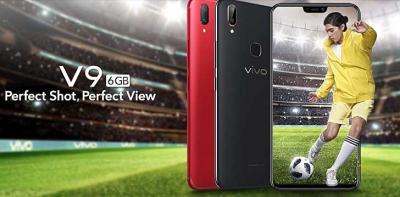 Beberapa Spesifikasi Tinggi Keunggulan Vivo V9 6GB