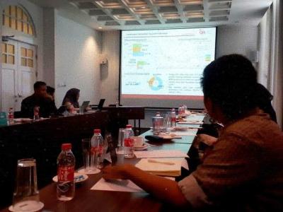 Diskusi Keuangan Syariah dan Industri Halal Indonesia