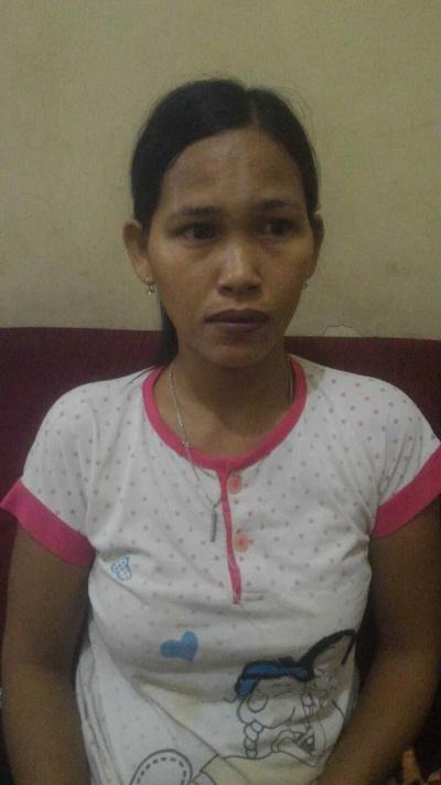 Ikut Menjual dan Memakai Narkoba Seorang Ibu Rumah Tangga Ditangkap Satuan Narkoba Polres Musi Rawas