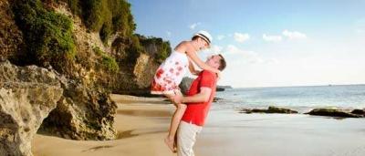 Maraknya Model Dadakan dan Foto Prewedding di Bali
