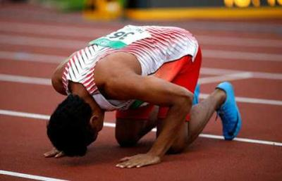 Hiperandrogen di Dunia Atletik
