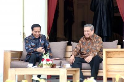 Demokrat Sebaiknya Merapat ke Jokowi