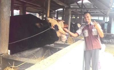 Hafes Renaldo, Anak Desa Sukses Berbisnis di Usia Muda