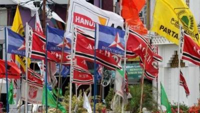 6 Partai yang Berpeluang Lolos ke Senayan