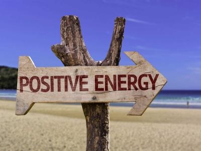 Menerbarkan Energi Positif Untuk Kehidupan yang Lebih Baik