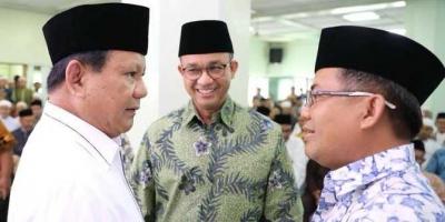 Gerindra Akan Menemui Petaka Jika Usung Capres Selain Prabowo