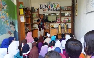 Tips Jitu Mendirikan Taman Bacaan versi TBM Lentera Pustaka
