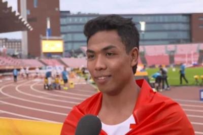 Bangkitnya Atlet Indonesia di Asian Games Dibuktikan dari Zohri