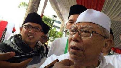 KH Ma'ruf Amin Siap Menjadi Cawapres Jokowi