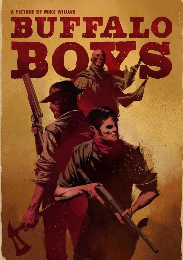 Resensi Film | Buffalo Boys, Koboi Rasa Lokal