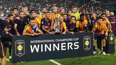 Menikmati International Champions Cup 2018
