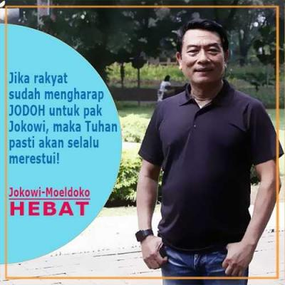Jodoh, Jokowi di Pesta Demokrasi