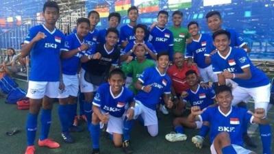 Tim LKG-SKF Indonesia Berjaya Menembus Semi Final Piala Gothia