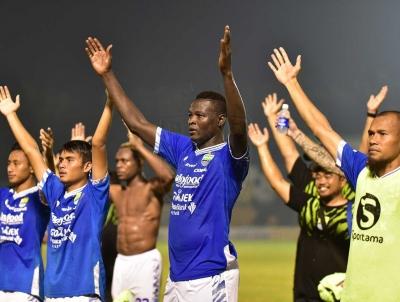 Kandidat Juara Paruh Musim Liga 1, Persib Bandung atau Barito Putra?