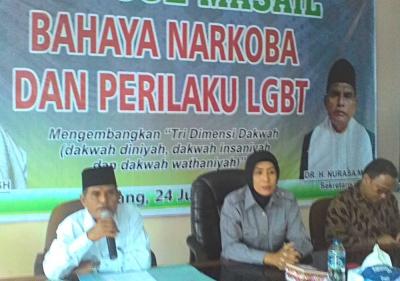 Kejahatan Narkoba di Kota Padang (Sangat) Memprihatinkan
