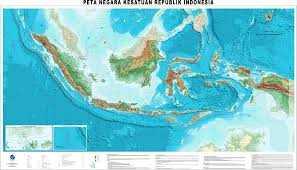 Letak dan Luas Indonesia