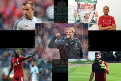 Musim 2018-2019, Liverpool Siap Mengamuk